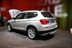 bmw x3 xdrive 20d 2010 (Mondial automobile 2010) (02.10.2010 )