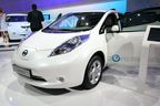 nissan leaf 2010 (Mondial automobile 2010) (02.10.2010 )