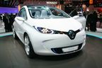 renault zoe preview 2010 (Mondial automobile 2010) (02.10.2010 )
