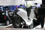 smart scooter electric drive 2010 (Mondial automobile 2010) (02.10.2010 )
