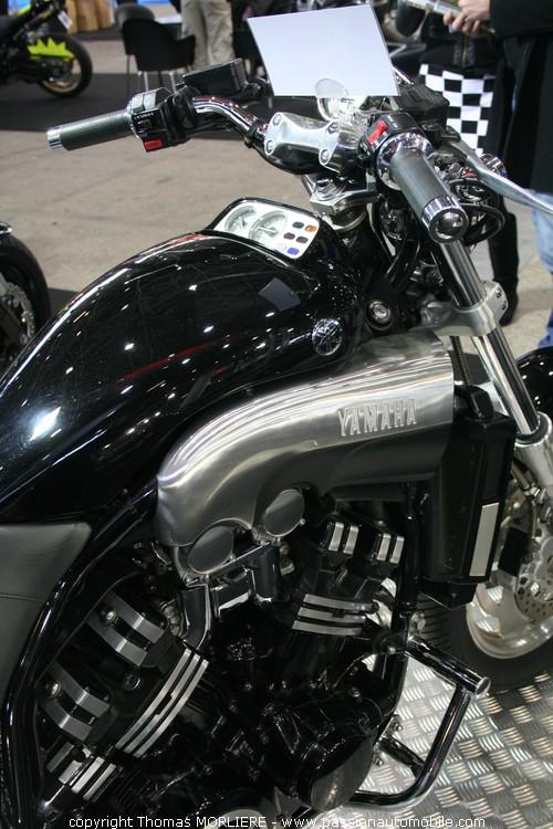 Moto yamaha 1200 vmax 1998 salon 2 roues de lyon 2010 - Salon 2 roues lyon ...