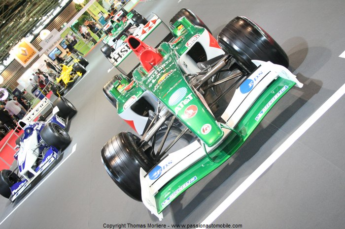 formule 1 jaguar r3 2002 salon auto de lyon 2011. Black Bedroom Furniture Sets. Home Design Ideas