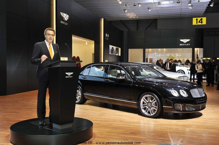 Bentley salon geneve 2011 salon auto de geneve 2011 - Salon auto de geneve ...