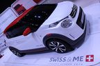 citroen c1 concept swiss and me 2014 (Salon de genève 2014) (09.03.2014 )