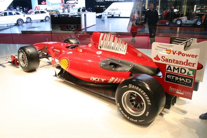 Formule 1 2010 ferrari salon de geneve 2010 for Formule 1 salon de provence